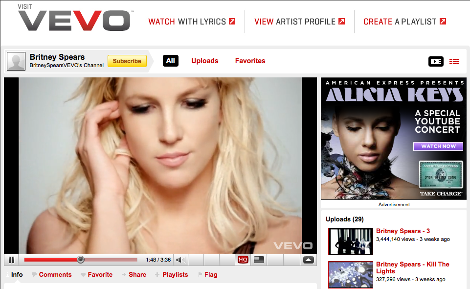 What Is Vevo